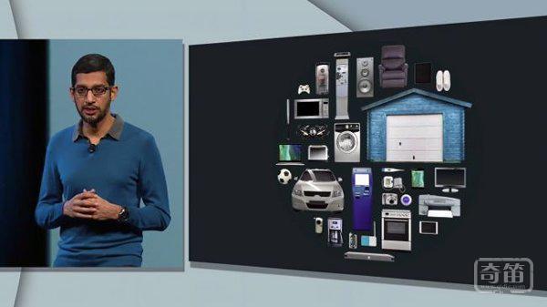 谷歌推出物联网操作系统Brillo 叫板苹果HomeKit