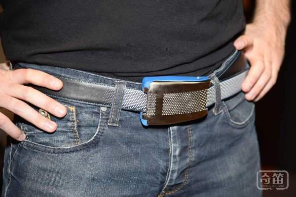 法国Belty智能腰带能够帮助你缩起小肚子