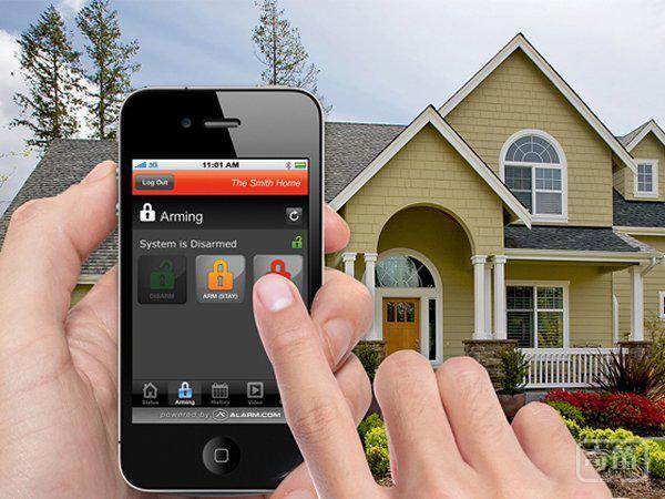 就在苹果Homekit硬件入局前夜,专做智能家居的Alarm.com申请IPO了