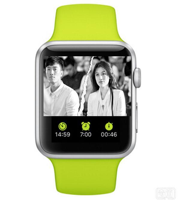 Apple Watch我们还是离婚吧