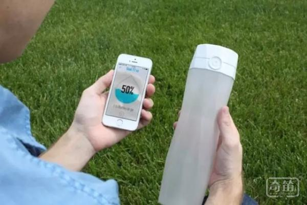 智能水瓶为啥就能脱颖而出