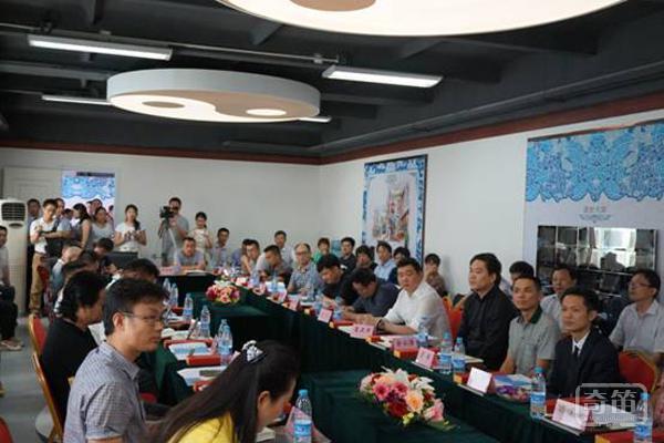 组织联姻,助力智装前行 ——中国智装委与北京室内装饰协会设计委员会战略合作签约仪式在京举行