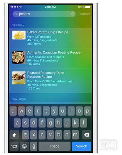 Siri和Google Now的大战中,苹果亮出了真家伙