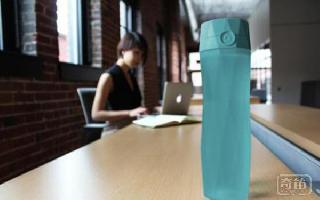 时刻关注水分尺度,HidrateMe智能水壶能帮你保持水润