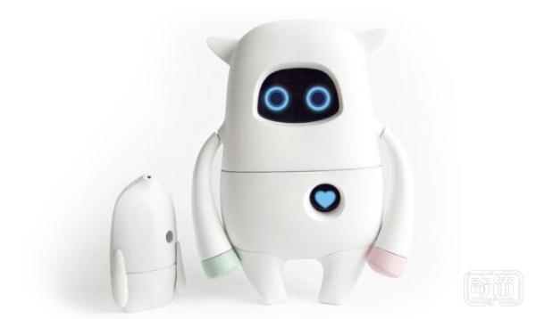 智能机器人Musio就想和你做好朋友