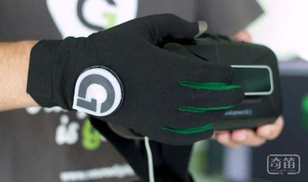 Gloveone智能手套能让你触摸到梦中的女神