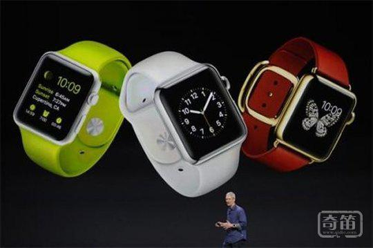 Apple Watch负众望,可穿戴的未来充满变数