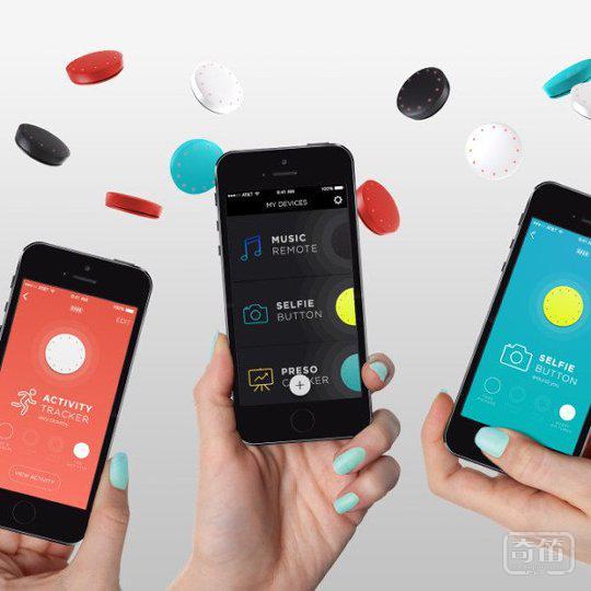 Misfit正与罗技的 Harmony Home Hub 进行整合,用于控制智能家居设备