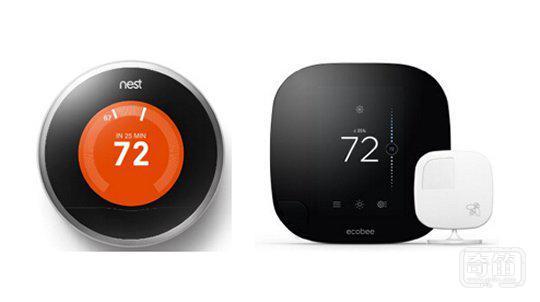 苹果下架谷歌产品 Nest,开售 Ecobee3恒温器