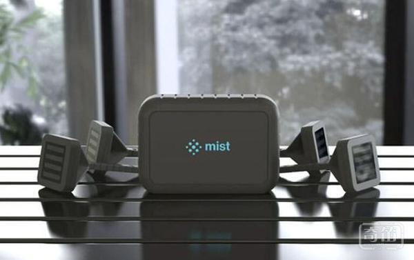 替代用户花园中现有的控制器 Mist智能洒水系统