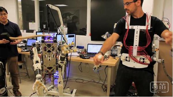 力量大还和人一样灵活 MIT研发新型机器人