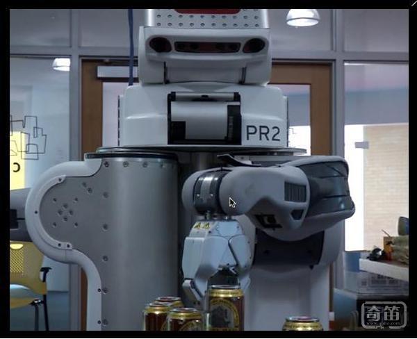 能自动调酒自动和送酒 MIT开发机器人调酒师