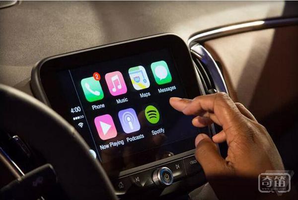 当传统业务趋向稳定,苹果无人驾驶汽车寻求更广阔的发展空间
