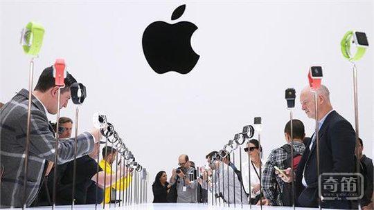 穿戴设备市场有多少销售额进了苹果的口袋?