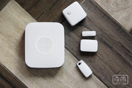 自三星收购后的智能家居控制中心 SmartThings 的第一款产品,开始发货了
