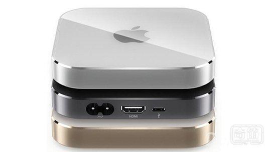 新款苹果机顶盒马上要发布了,立足于智能电视市场的底牌成重点