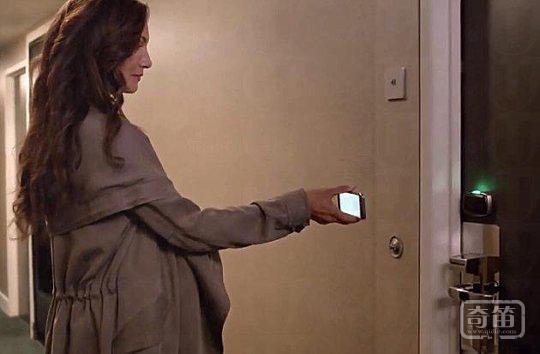 当下 可以收快递的门才是智能门