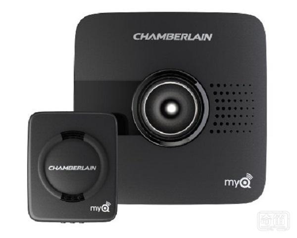 最佳智能车库门启动器:Chamberlain MyQ Garage