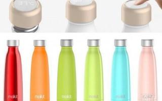 助你培养良好饮水习惯,Moikit Seed触屏智能水壶