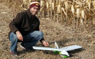 明尼苏达大学为农业开发无人机软件