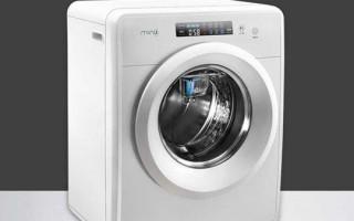 小米众筹智能迷你滚筒洗衣机,继续加码米家产品线