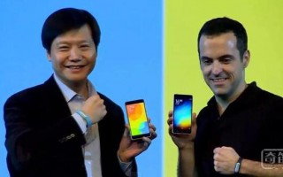 雷军:小米已成为印度第三大智能手机厂商 将进一步加大投入