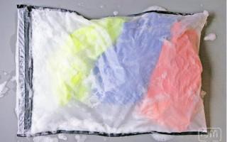 这款洗衣袋能呵护纺织衣物的纤维 关键是环保