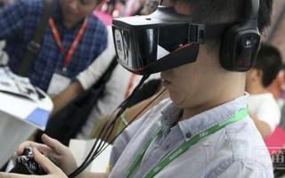 "VR""登陆""中国如此火爆 原因竟是""房地产""?"