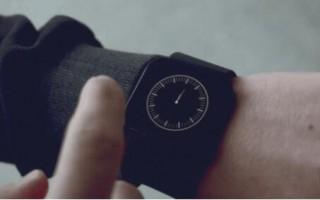 Sally:你的24小时个人会议日程提醒手表