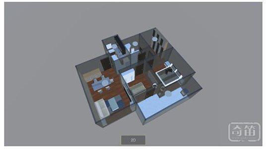 Wulian 3D版智能家居APP正式上线 主打场景可视化