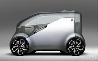 本田开发出一辆自带情绪的概念车 全靠AI技术