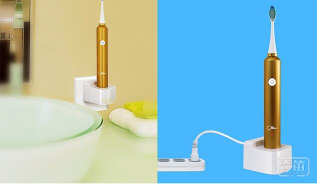 声波电动牙刷只能刷牙?用处多了!还能美容呢