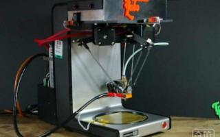 咖啡机被整成3D打印机 就连咖啡加热装置都没放过