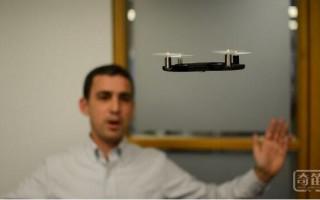你以为它是无人机? 其实是一款会飞的手机壳