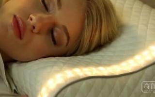记忆枕遇上跑马灯 不仅能哄你睡觉还能叫你起床
