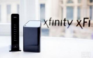 Comcast全新路由器 可以掌控自己的网络了