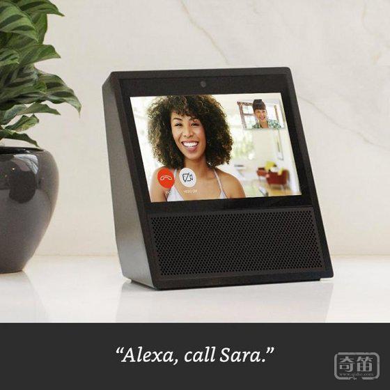 亚马逊野心顿显 ,Echo Show手握智能家居摄像机控制权