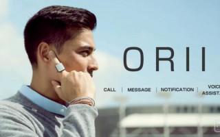不只是指环,Orii骨传导蓝牙耳机