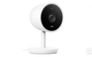 都是AI惹的祸,Nest发现搭载AI安全摄像头Cam IQ