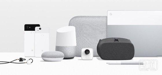 连发6款硬件新品的谷歌,想要这样落地AI First战略