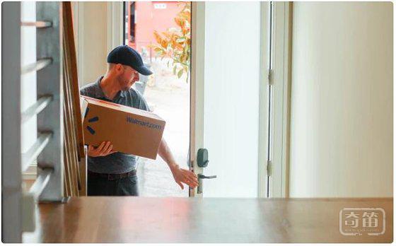 亚马逊或将推出智能门铃,让快递小哥送货入家
