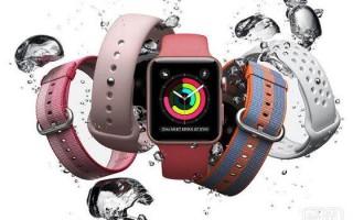 苹果 Q3 重新夺回可穿戴设备品牌市场头名,力压小米
