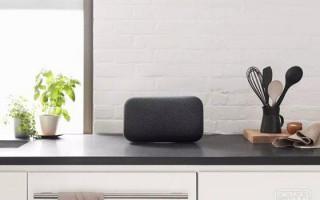 最贵高端智能音箱发售,谷歌 Home Max 对标锁定 HomePod 和 Sonos