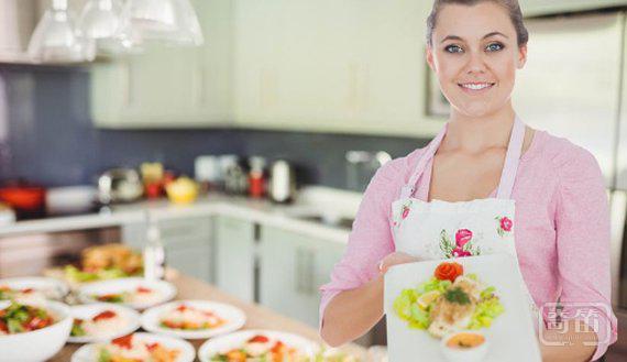 一站式智能厨房助手「Chefling」,你来买菜她搭配