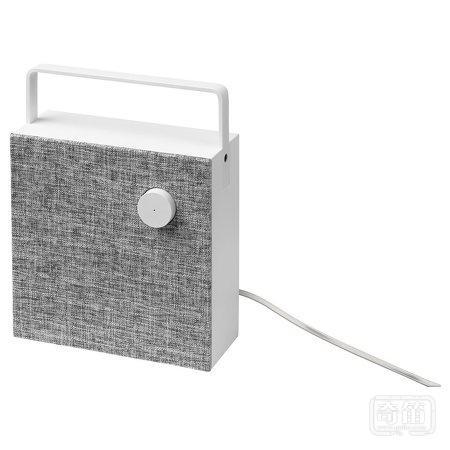 宜家推出首款蓝牙音箱,要为智能家居铺路?