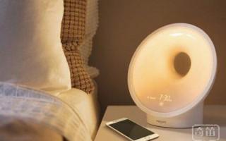 飞利浦推出Somneo Connected智能助眠床头灯