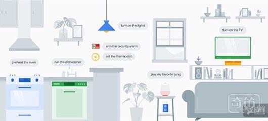 谷歌Assistant已支持5000个智能家居设备 苹果仅200个
