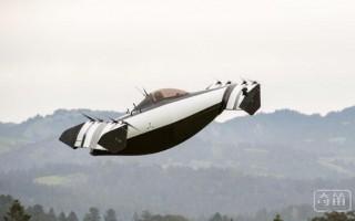 单人独座的自动驾驶飞行汽车BlackFly 你想试试吗