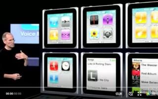 它是乔布斯最后一款 iPod nano,还影响了苹果表的诞生