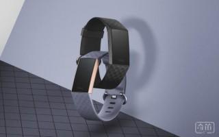 Fitbit最新运动手环Charge 3加入了游泳追踪功能